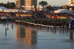 triathlon   immagine stock
