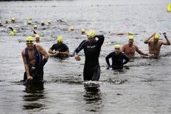 Triathlon Fotos de archivo