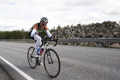 Triathlon Images stock
