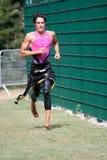 Triathlon Fotografia Stock Libera da Diritti