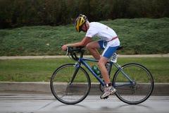 Triathlon 2011 de championnat d'Ironkids USA Photo libre de droits