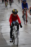 Triathlon 2011 de championnat d'Ironkids USA Image stock
