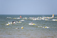 Triathlon Stockbilder