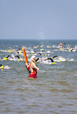 Triathlon Royalty Free Stock Photography
