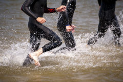 Triathlon Royaltyfri Foto