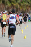 Triathlon Foto de Stock Royalty Free
