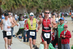 triathlon Fotografia Royalty Free