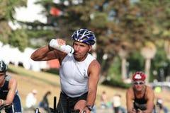 triathlon fotografering för bildbyråer