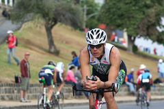 Triathlon Stock Photo