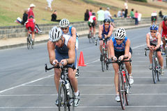 triathlon obraz stock
