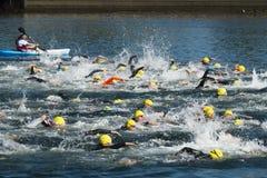 triathlon Lizenzfreie Stockfotografie