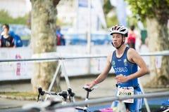triathlon Fotografia Royalty Free