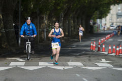 triathlon Fotografia Stock