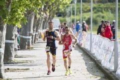 triathlon Lizenzfreie Stockbilder