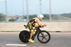 Triathlon bike Royalty Free Stock Image
