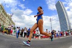 Triathlon Cesenatico 2017 fotografia de stock royalty free