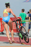 Triathlon Royalty Free Stock Photos