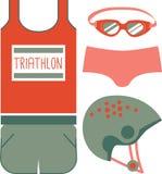Triathlon Equipment Stock Photos