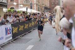 Triathlon Hambourg du monde d'UIT Photo stock