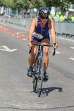 Triathlon international 2011, Genève, Suisse image stock