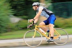 Triathlon - Petr Nechoddoma Stock Photos