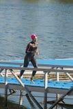 Triathlon Royalty Free Stock Photo