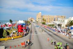 Triathlon Port Elizabeth de Ironman Imágenes de archivo libres de regalías