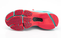 Triathlon Shoe Royalty Free Stock Image