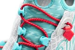 Triathlon Shoe Stock Photo