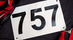 Triathlonsporthintergrund Stockfotografie