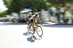 Triatlon Cesenatico 2017 stock foto's