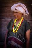 Tribù tailandese della collina di Karen Immagine Stock Libera da Diritti