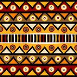 Tribal African background Royalty Free Stock Photos