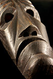 Tribal african mask Stock Image