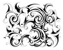 Tribal art background Stock Photos