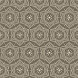 Tribal art ethnic seamless pattern. Boho print. Ethno ornament Stock Photography