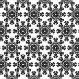 Tribal art ethnic seamless pattern. Boho print. Ethno ornament Stock Images