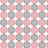 Tribal art ethnic seamless pattern. Boho print. Ethno ornament Stock Image