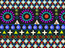 Tribal artwork Stock Photos