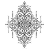 Tribal Aztec vintage seamless pattern Royalty Free Stock Photography