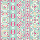 Tribal Aztec vintage seamless pattern Royalty Free Stock Photo