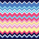 Tribal aztec zigzag seamless pattern, print Royalty Free Stock Images