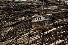 Tribal Basket Stock Images