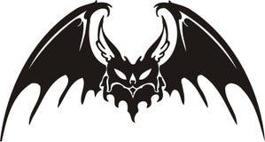 Tribal Bat . Stock Photos
