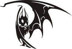 Tribal Bat 8. Stock Photography