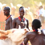 Tribal boy Stock Photography