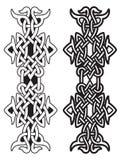 Tribal celtique Photos stock