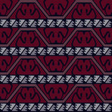 Tribal colored pattern 15 Stock Photography