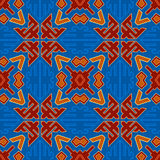 Tribal colored pattern 29.1 Stock Photography
