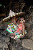 Tribal Community in Orissa Stock Image
